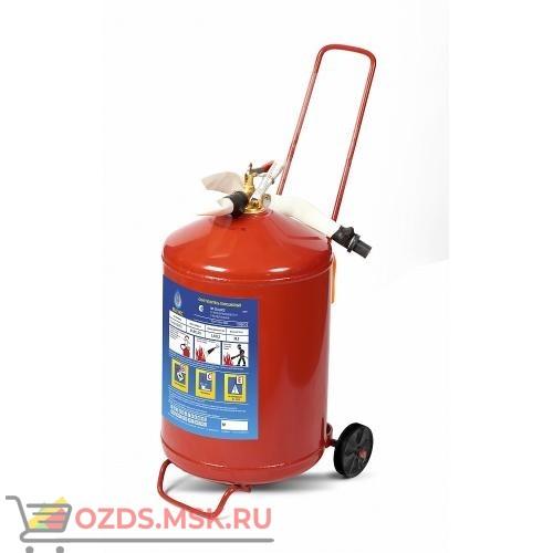 Порошковый огнетушитель ОП-25 АВСЕ (з)