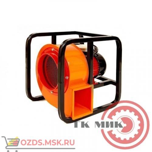 ДПЭ-7 (4Ц) для газового, порошкового и аэрозольного пожаротушения: Дымосос
