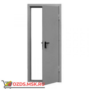 ДПМ-0160 (EI 60) (правая) 1010Х1440: Дверь противопожарная однопольная