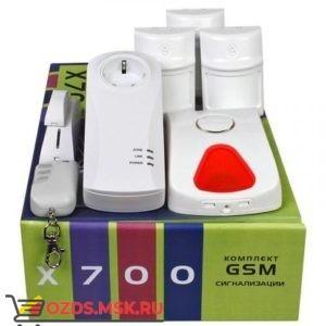 Х-700: Комплект gsm сигнализации