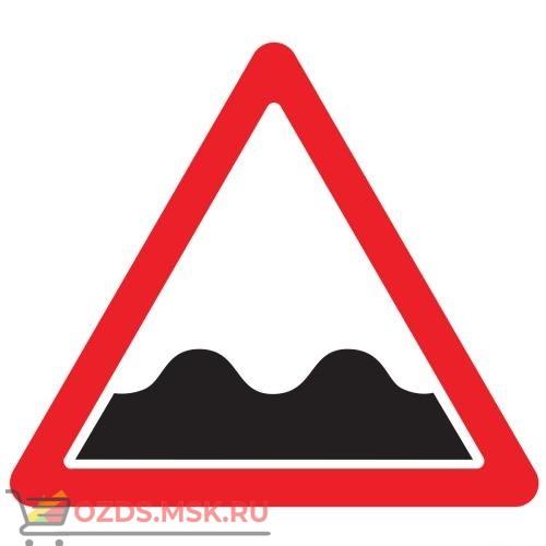 Дорожный знак 1.16 Неровная дорога (A=900) Тип А