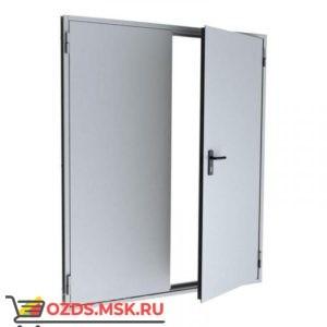 Дверь противопожарная двупольная ДПМ-0260 (EI 60) (правая) 1200Х2100 (коробка 1170Х2070)