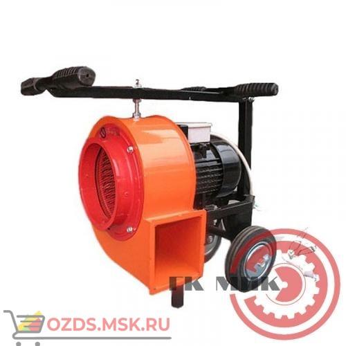 ДПЭ-7 (2ЦМ) для газового, порошкового и аэрозольного пожаротушения: Дымосос