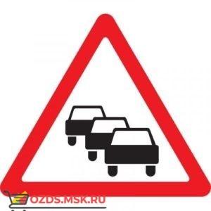 Дорожный знак 1.32 Затор (A=900) Тип Б