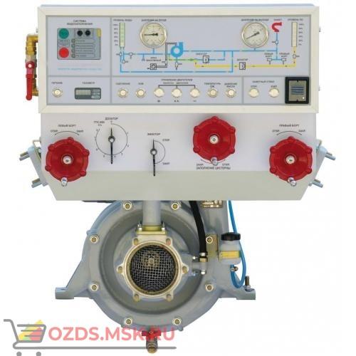 Пожарный НЦПН-40100М-П2: Насос