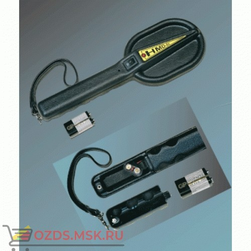 ПОИСК-4М: Ручной металлодетектор