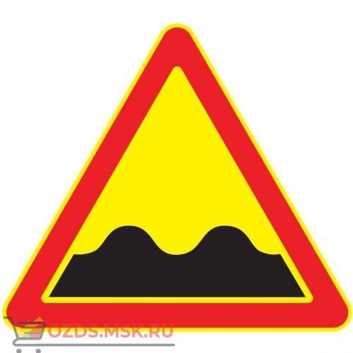 Дорожный знак 1.16 Неровная дорога (Временный A=900) Тип А