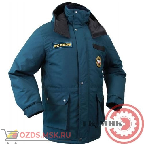 Куртка МЧС зимняя
