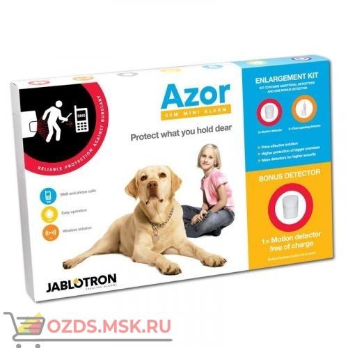 GSM AZK START-EX Jablotron: Комплект охранной сигнализации