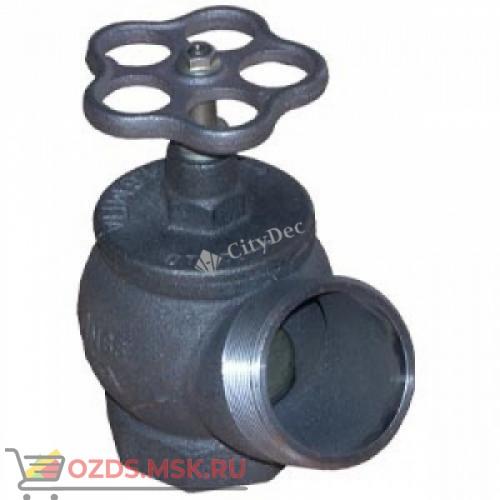 Клапан 65 мм, чугун (угловой) РПТК-65