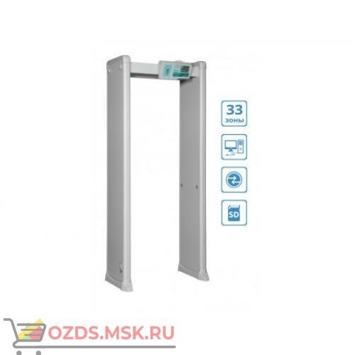 Блокпост PC Z 3300 M K: Арочный металлодетектор