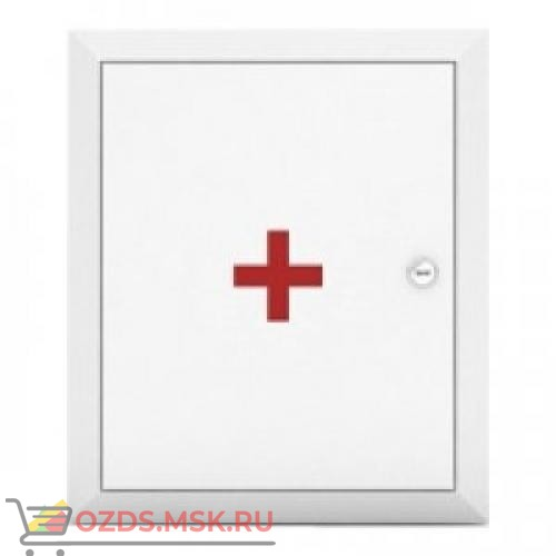Аптечка для оказания 1-ой помощи работникам (приказ №169н )(металл. шкаф)