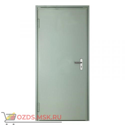 ДПМ-0160 (EI 60) (левая) 850Х2040 (коробка 820Х2020): Дверь противопожарная однопольная