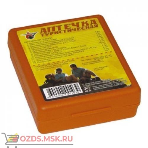 Аптечка Туристическая АППОЛО (пластиковый футляр)
