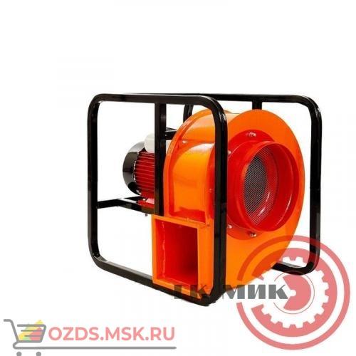 ДПЭ-7 (1Ц) для газового, порошкового и аэрозольного пожаротушения: Дымосос