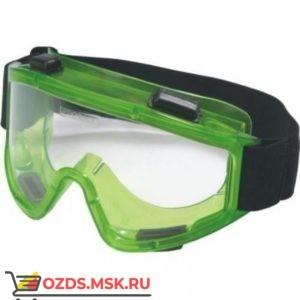 Очки защитные закрытые с непрямой вентиляцией ЗН11 PANORAMA (PL)