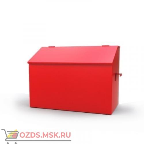 Ящик для песка (0,3 М3) 900Х700Х500 ТОИР