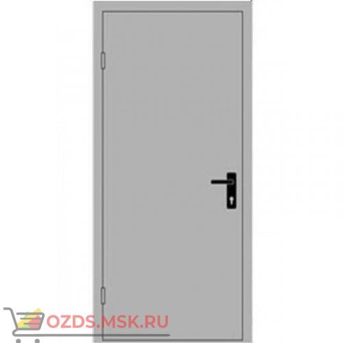 ДПМ-0160 (EI 60) (правая) 980Х2040: Дверь противопожарная однопольная