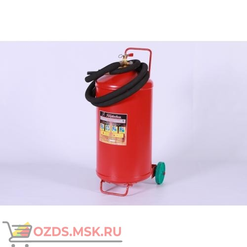 Порошковый огнетушитель ОП-35 (з) ABCE