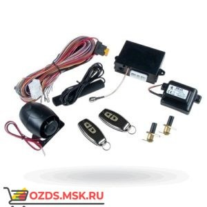 GSMGPS автосигнализация с BlueTooth CA-1803BT
