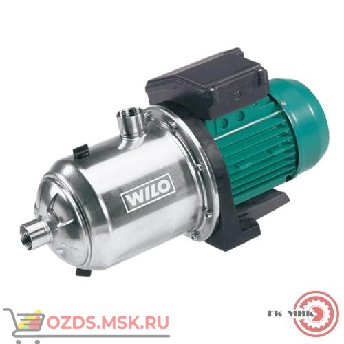 Wilo MC 604 DM: Насос