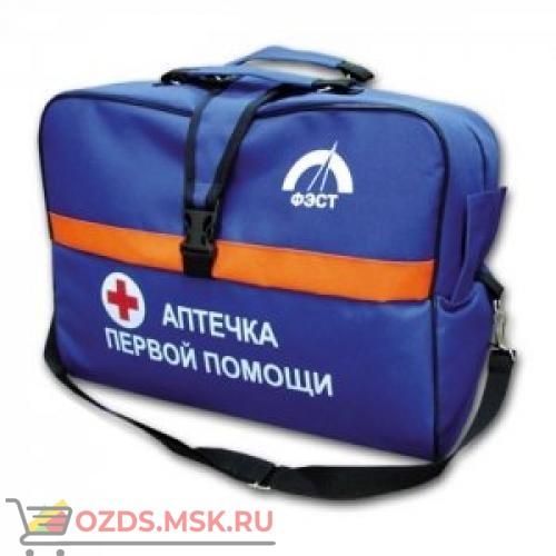 Укладка для оказания первой помощи пострадавшим в дорожно-транспортных происшествиях сотрудниками ГИБДД МВД РФ ФЭСТ