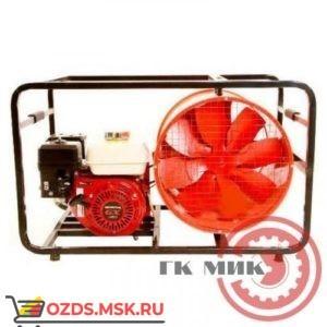 ДПМ-7 (5ОТП) для боевых пожарных расчетов с приводом от двигателя внутреннего сгорания: Дымосос