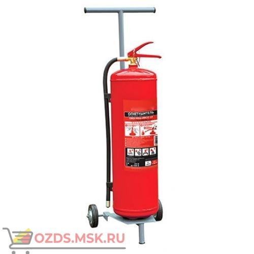 Огнетушитель ОВЭ-10(з)-АВCЕ-01 на тележке