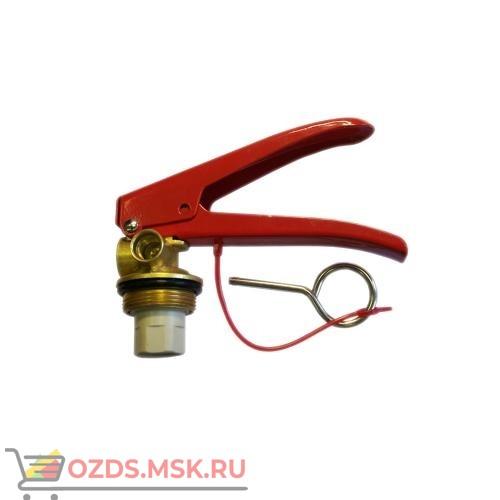 Запорно-пусковое устройство (ЗПУ М30) к огнетушителям (ОП-4,5,6,8,10 с чекой)