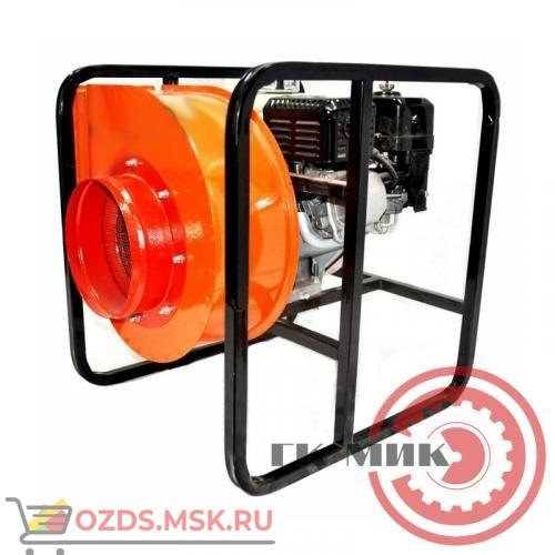 Дымосос ДПЭ-7 (2ЦП) для боевых пожаных расчетов с электродвигателем