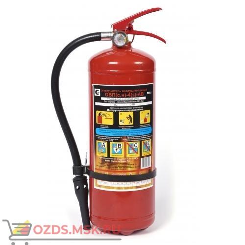 Порошковый огнетушитель ОП-8 (з) BCE