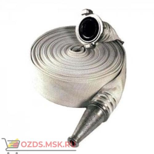 Рукав пожарный РПК(В)-65-1,0-М-УХЛ1 (20±1м) с ГР-65пл и РС-70,01пл