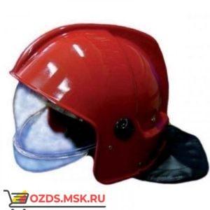 Шлем пожарного ШПМ (красный)