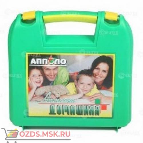 Аптечка домашняя АППОЛО (пластиковый чемоданчик)