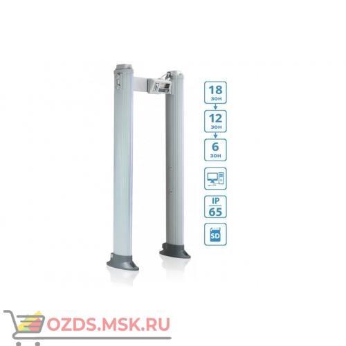 Блокпост РС Х 1800 M K: Арочный металлодетектор