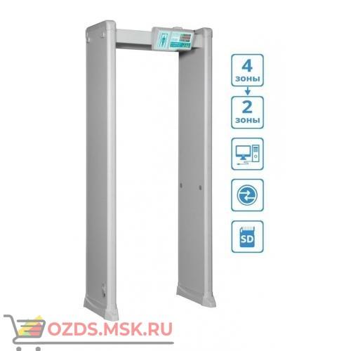 Блокпост PC Z 400 M K (4/2): Арочный металлодетектор