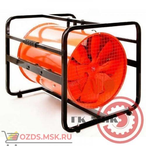 ДПЭ-7 (5ОТ) для газового, порошкового и аэрозольного пожаротушения: Дымосос