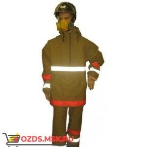 Костюм термостойкий комплекта защитной экипировки пожарного-добровольца