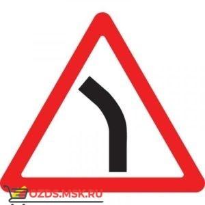 Дорожный знак 1.11.2 Опасный поворот (A=900) Тип В