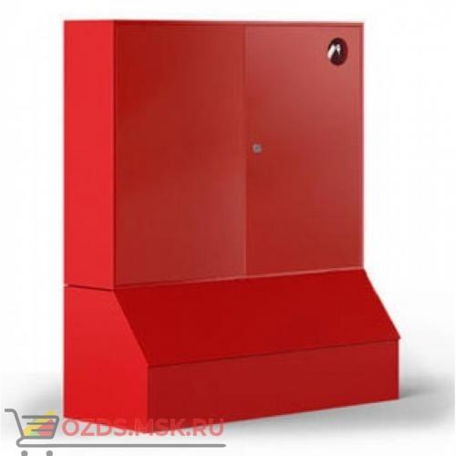 Стенд металлический серий Т закрытого типа, с ящиками для песка 0,5 м.куб.