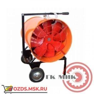 ДПЭ-7 (4ОТМ) для газового, порошкового и аэрозольного пожаротушения: Дымосос