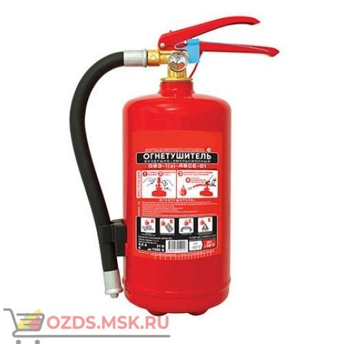Огнетушитель ОВЭ-1(з)-АВCЕ-01
