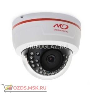 MicroDigital MDC-L7290FSL-30: Купольная IP-камера