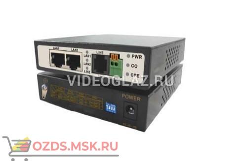 OSNOVO TR-IP2 Удлинитель Ethernet сигнала