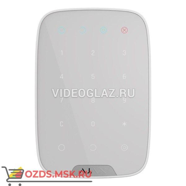 Ajax KeyPad (white) Охранная GSM система Ajax