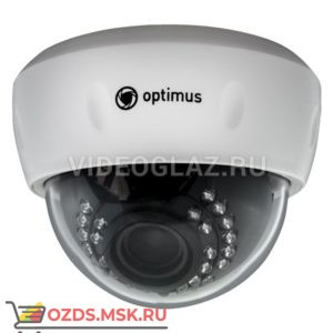 Optimus AHD-M021.3(2.8-12): Видеокамера AHDTVICVICVBS