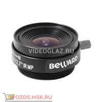 Beward B02820FIR127: Объектив фиксированный
