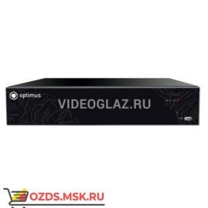 Optimus NVR-8164: IP Видеорегистратор (NVR)