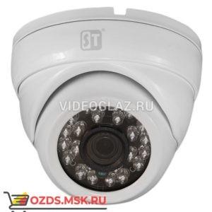 Space Technology ST-S2543 Light POE (3,6mm): Купольная IP-камера