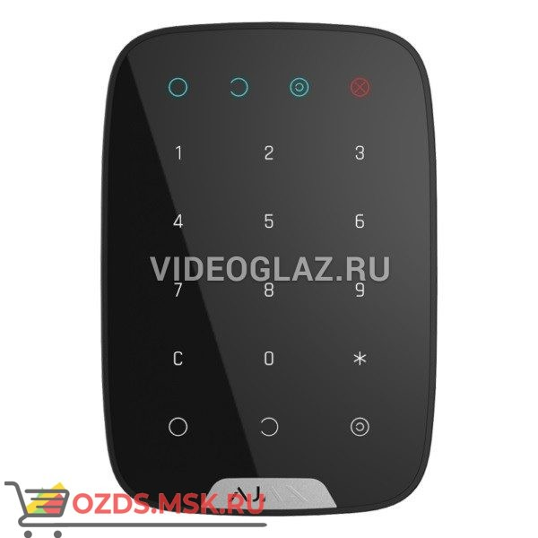 Ajax KeyPad (black) Охранная GSM система Ajax